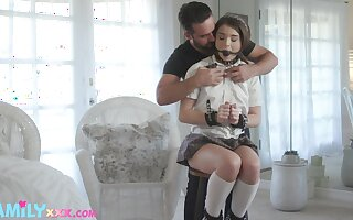 50 shades of kink forth a sexy coed Megan Minx and that teen loves dick