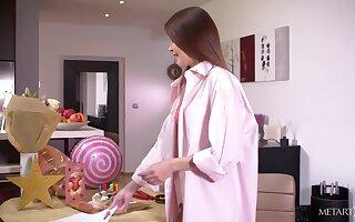 Birthday Treat 2 - Cindy Shine - MetartX