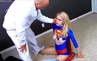 cosplay supergirl Alli Rae porn membrane