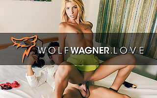 Missy Luv is not as innocent as she looks! WolfWagner.love
