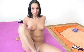 Sexy toddler Ani Mal drops her panties to tease with an increment of have wild sexual congress