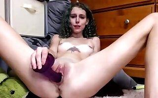 Fat Ass Teen Rod Pussy Toying