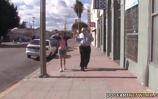 Jesse Jordan takes BBC - Watching My Daughter Go Black