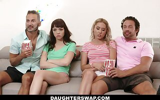 Teen Friends Get Horny For Each Other's Friend