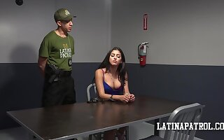 Sophia Leone is a admirable cocksucker and her guys like to see her quite often