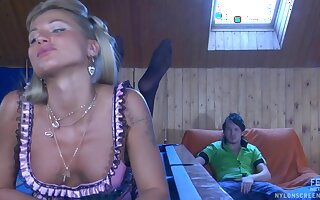 Ferro Network - Nylon Screen - Cornelia Rolf