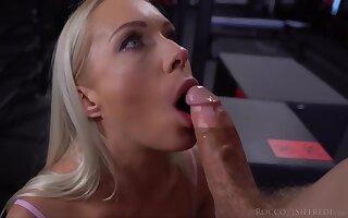 Angelika Grays - Rocco's Applicability Sluts: Teen Edition